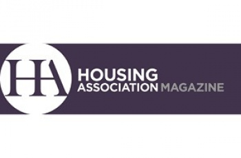 logo housing association magazine