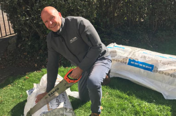 Actis Insulation Mark Farmer build ambition