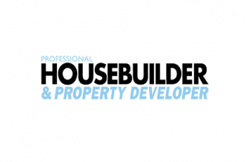 professional housebuilder & property developer logo